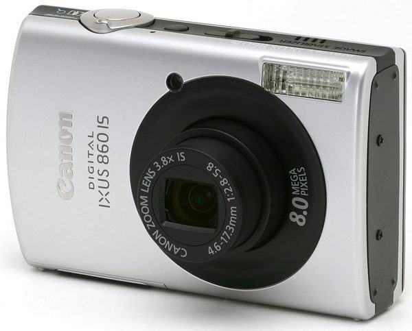 Canon Digital Ixus 860 IS