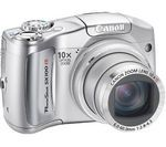 Canon PowerShot SX100 IS (серебристый)